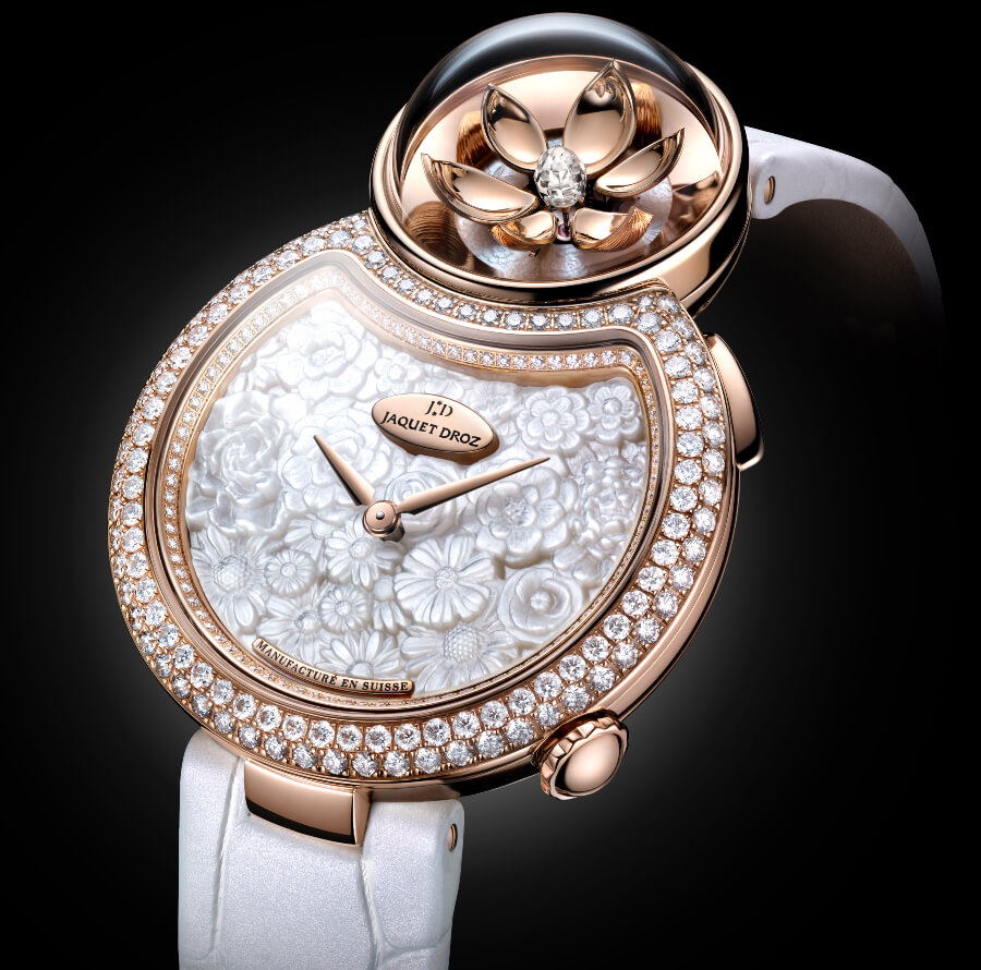 Jaquet Droz Lady 8 Flower