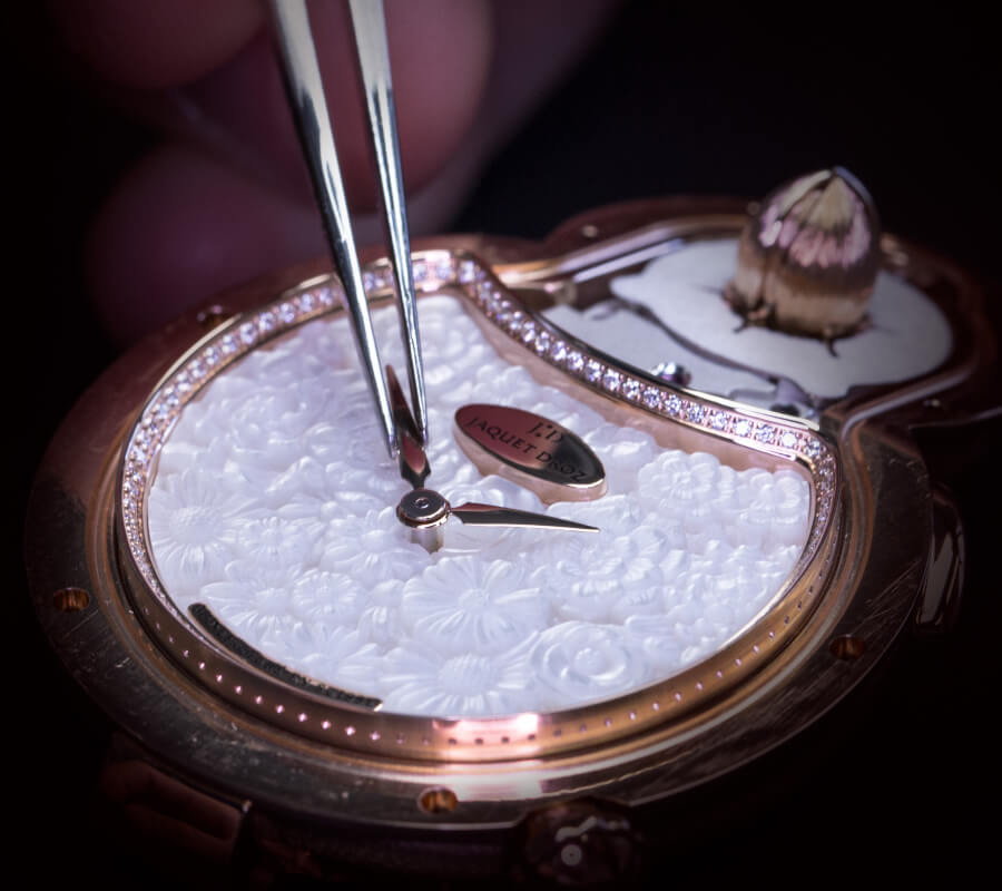 Jaquet Droz Lady 8 Flower Watch Review