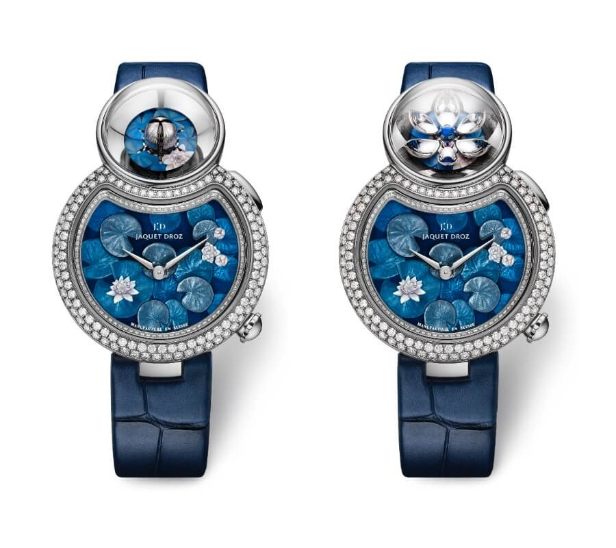 Jaquet Droz Lady 8 Flower Price