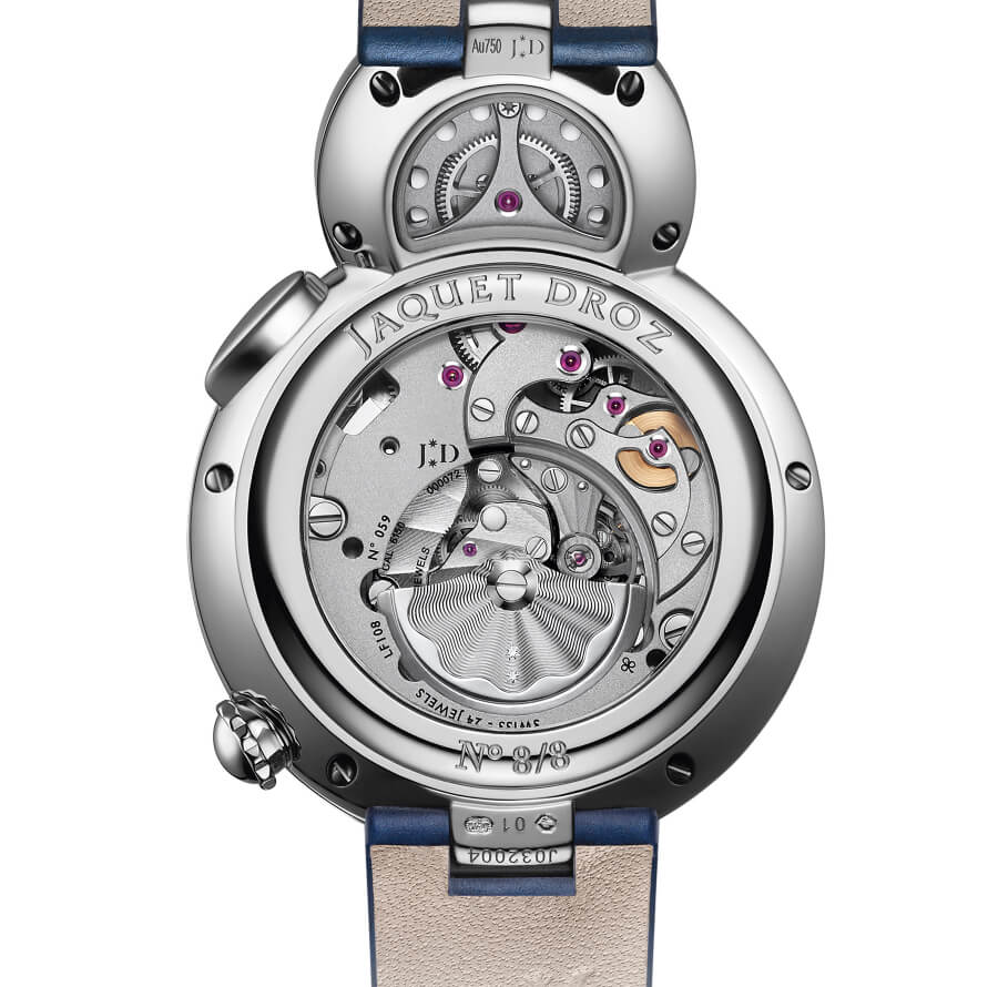 Jaquet Droz Lady 8 Flower Movement