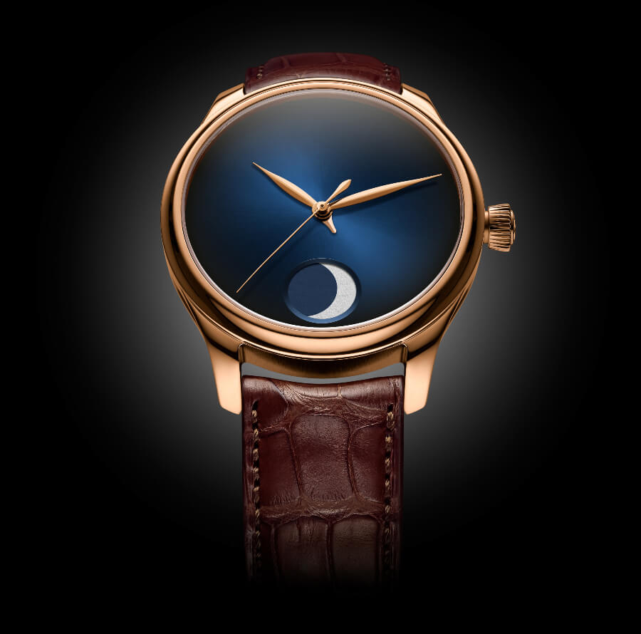 The New H. Moser & Cie. Endeavour Perpetual Moon Concept