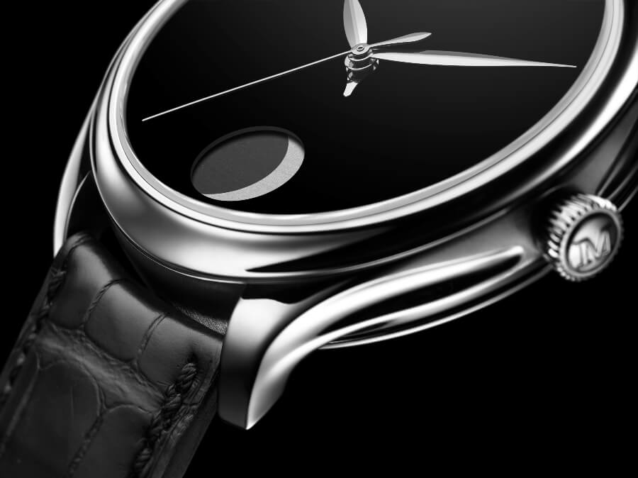 H. Moser & Cie. Endeavour Perpetual Moon Concept Watch Reiew