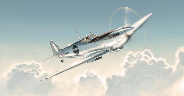 IWC Schaffhausen Supports The Silver Spitfire's Round-The-World Flight