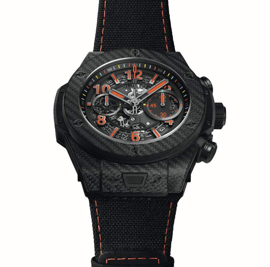 The New Hublot Big Bang Unico Best Buddies Limited Edition