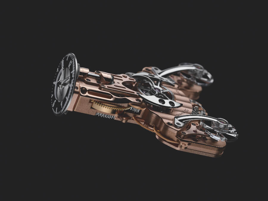MB&F HM9 Flow Movement