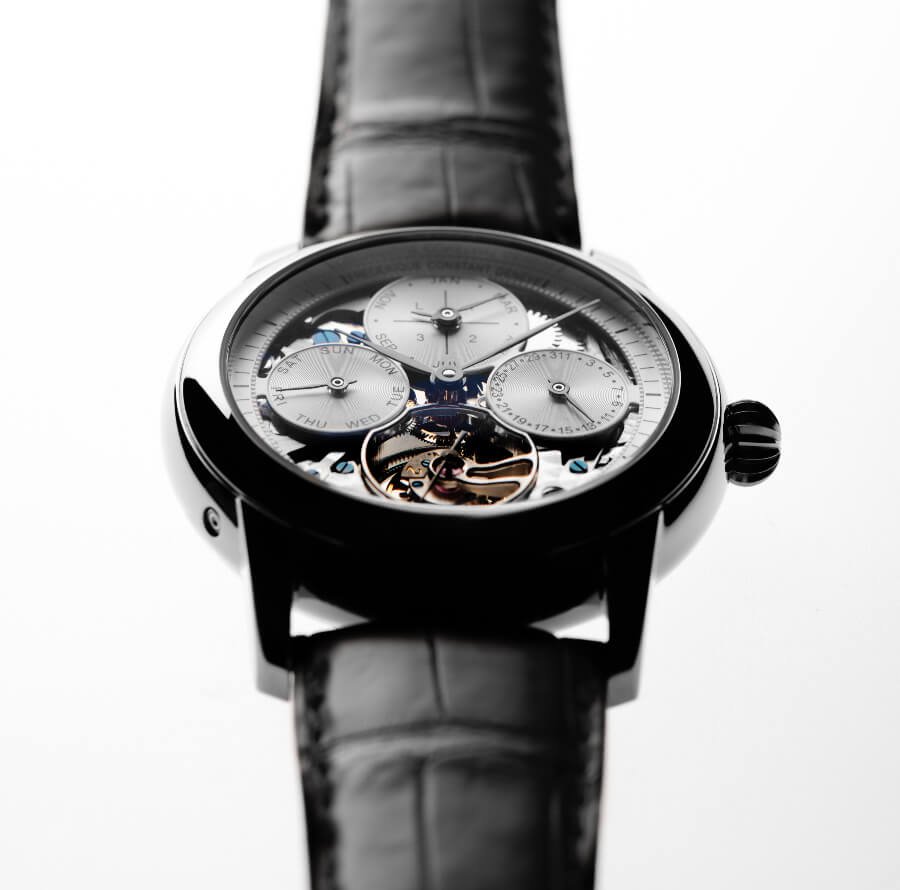 The New Frederique Constant Perpetual Calendar Tourbillon Manufacture