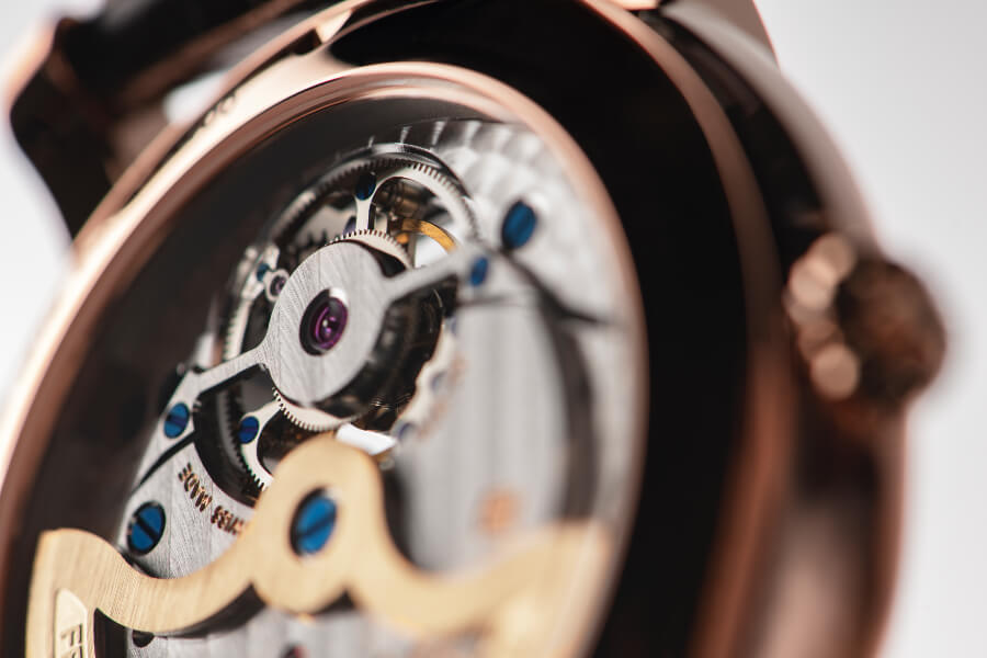 Frederique Constant Perpetual Calendar Tourbillon Movement