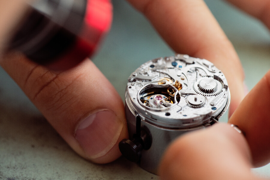 Frederique Constant Tourbillon Movement
