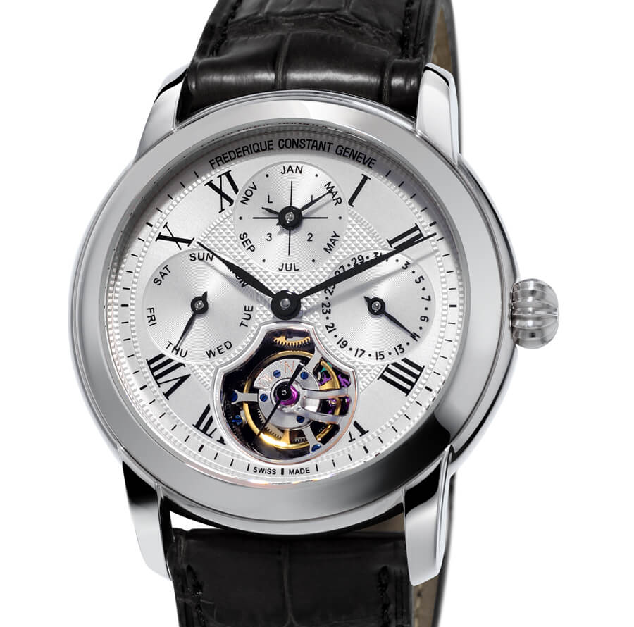 The New Frederique Constant QP Tourbillon Manufacture