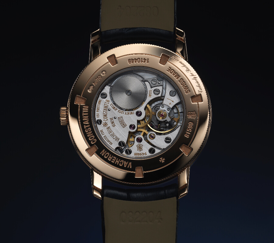 Vacheron Constantin Traditionnelle Small Model Movement