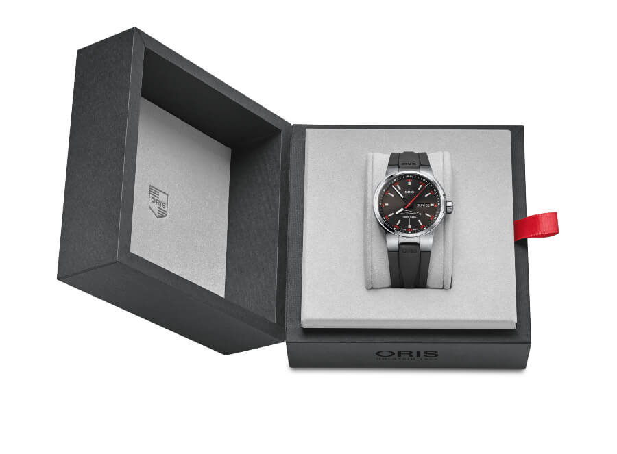 Oris Robert Kubica Limited Edition Full Box