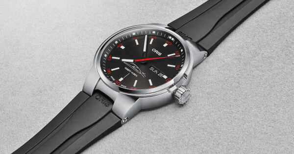 Oris Robert Kubica Limited Edition (Pictures and Price)