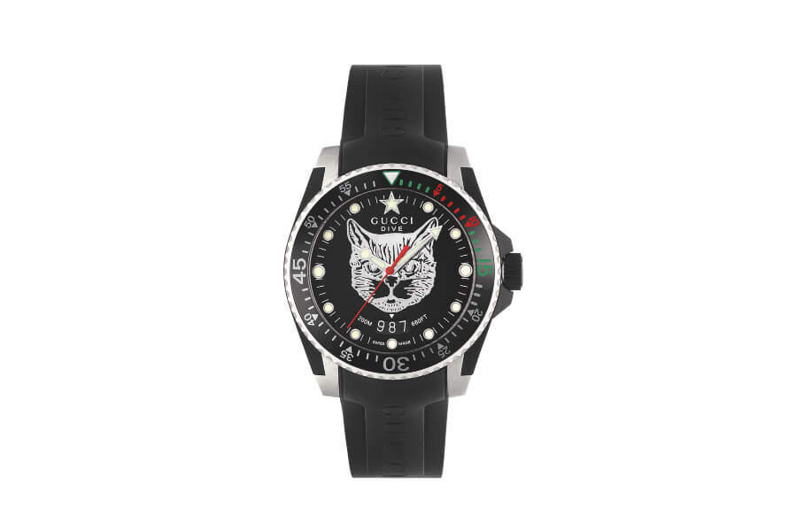 Gucci Diver Watch