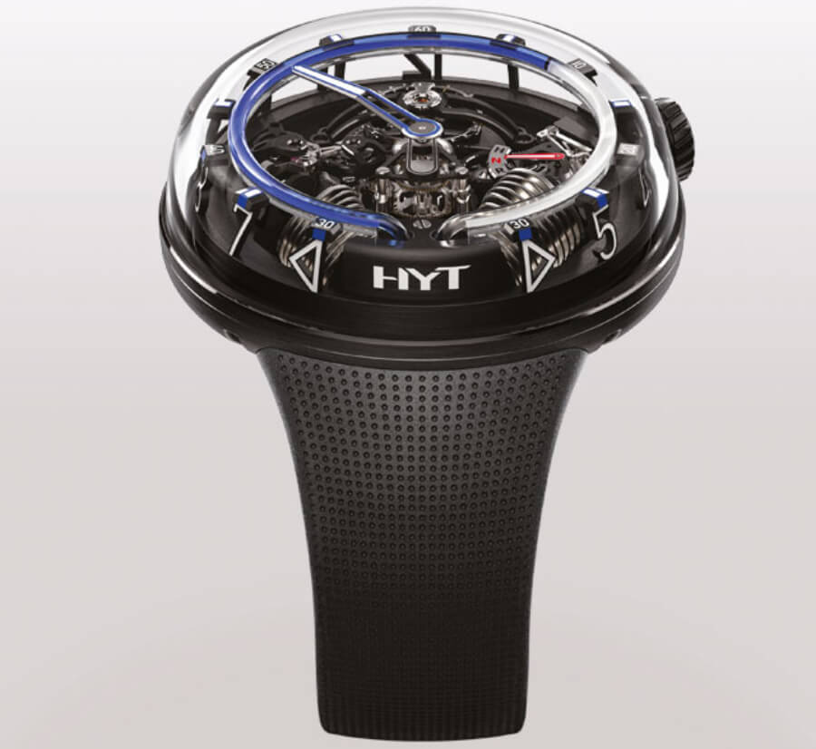 HYT H20 Watch Review