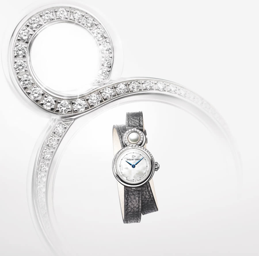 Jaquet Droz Lady 8 Petite Women Watch
