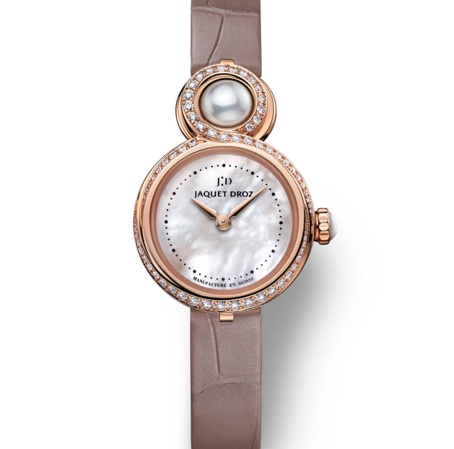 Jaquet Droz Lady 8 Petite Review