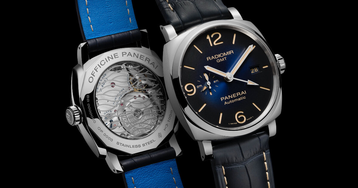 The New Panerai Radiomir 1940 3 Days Watches
