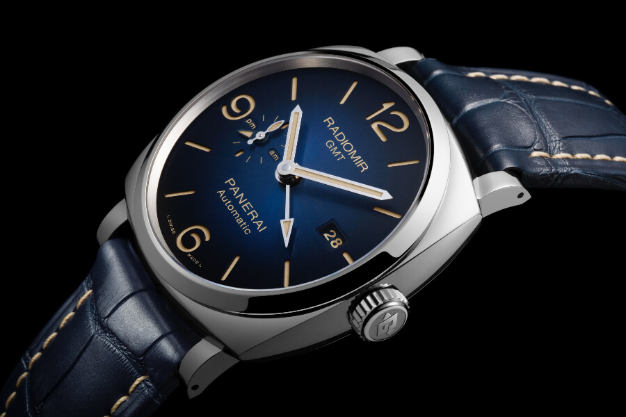 Panerai Radiomir 1940 3 Days Gmt Automatic Acciaio – 45mm