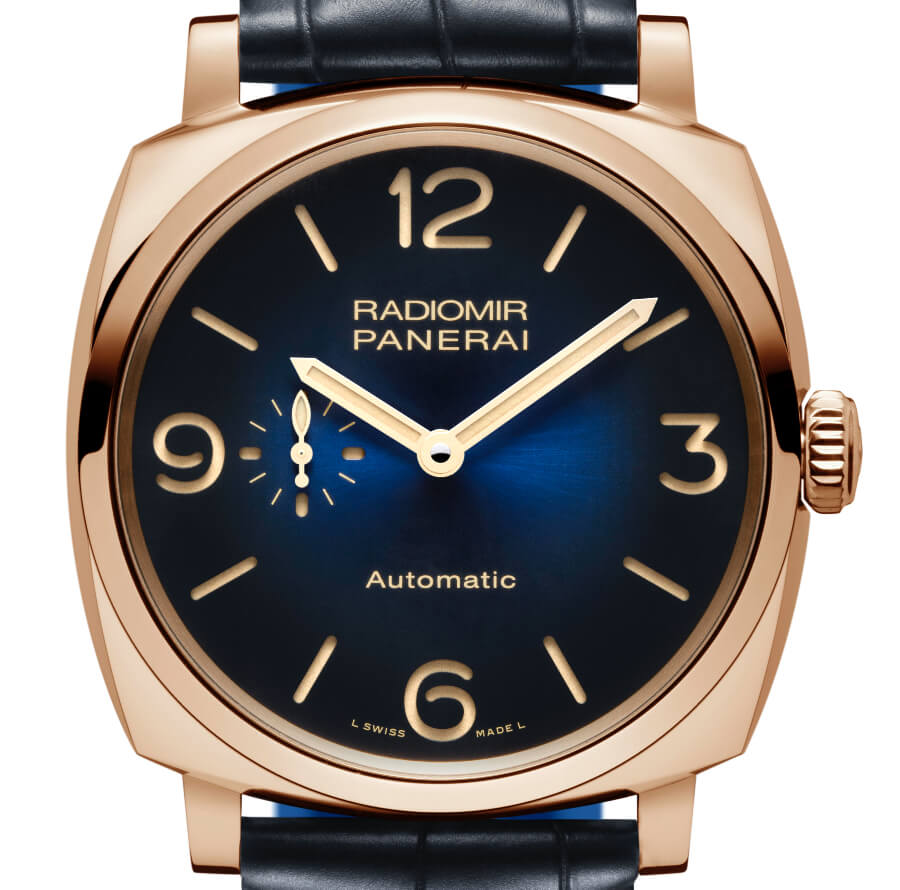 Panerai Radiomir 1940 3 Days Automatic Oro Rosso – 45mm Watch Review