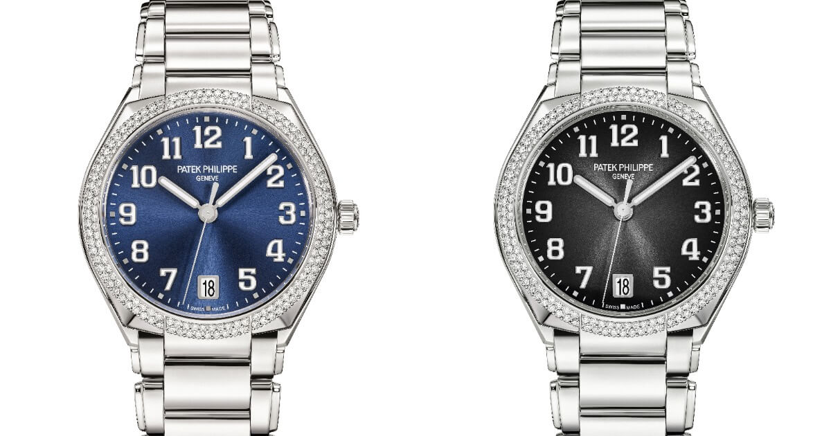 The New Patek Philippe Twenty-4 Automatic Ref. 7300