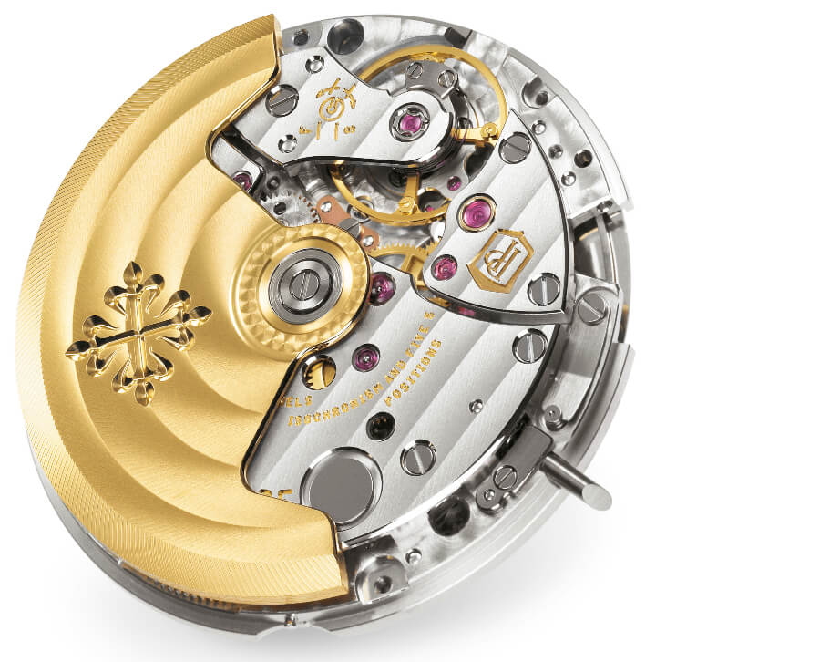 Patek Philippe Caliber 324 Movement