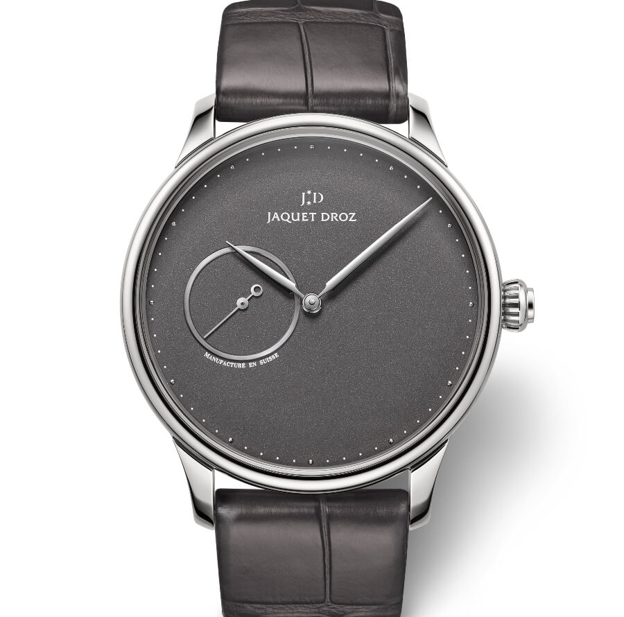 The New Jaquet Droz Grande Heure Minute