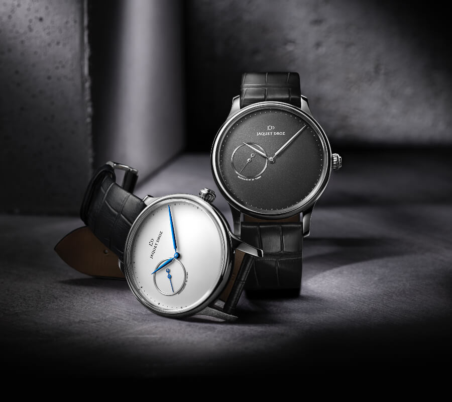 Jaquet Droz Grande Heure Minute Review