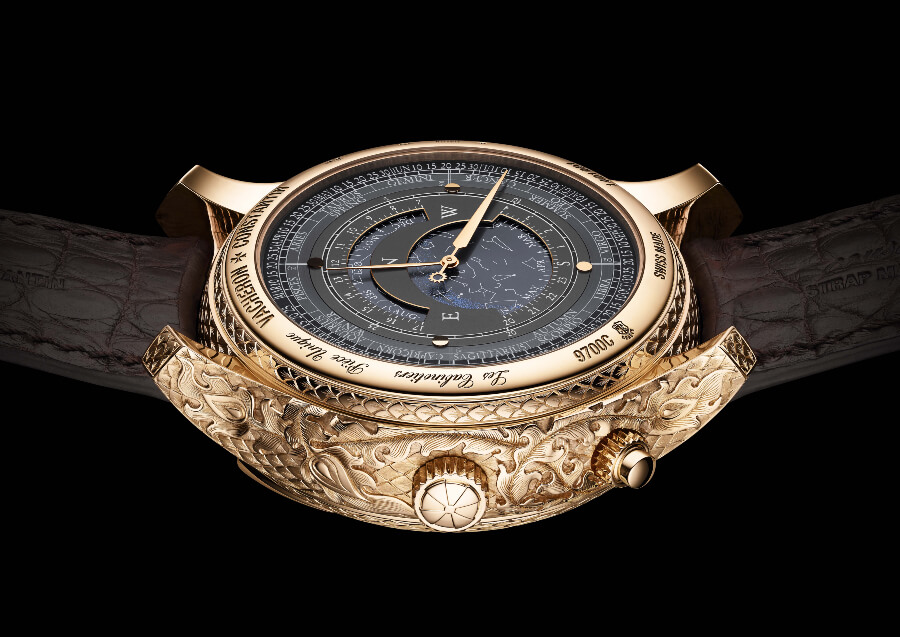 Vacheron Constantin Les Cabinotiers Grand Complication Phoenix Movement