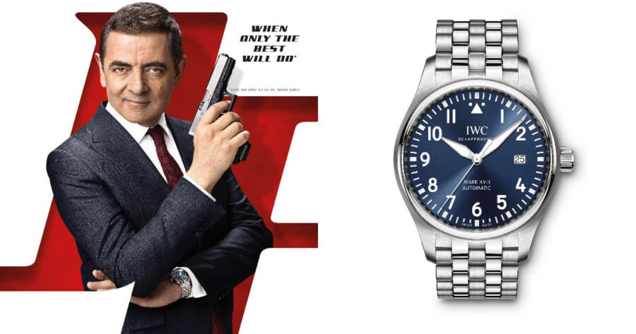 James Bond Watch IWC