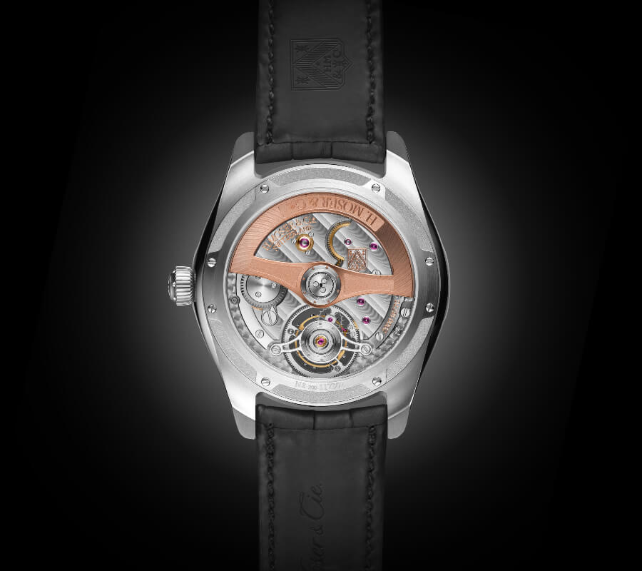 H. Moser & Cie. HMC 804 In House Movement