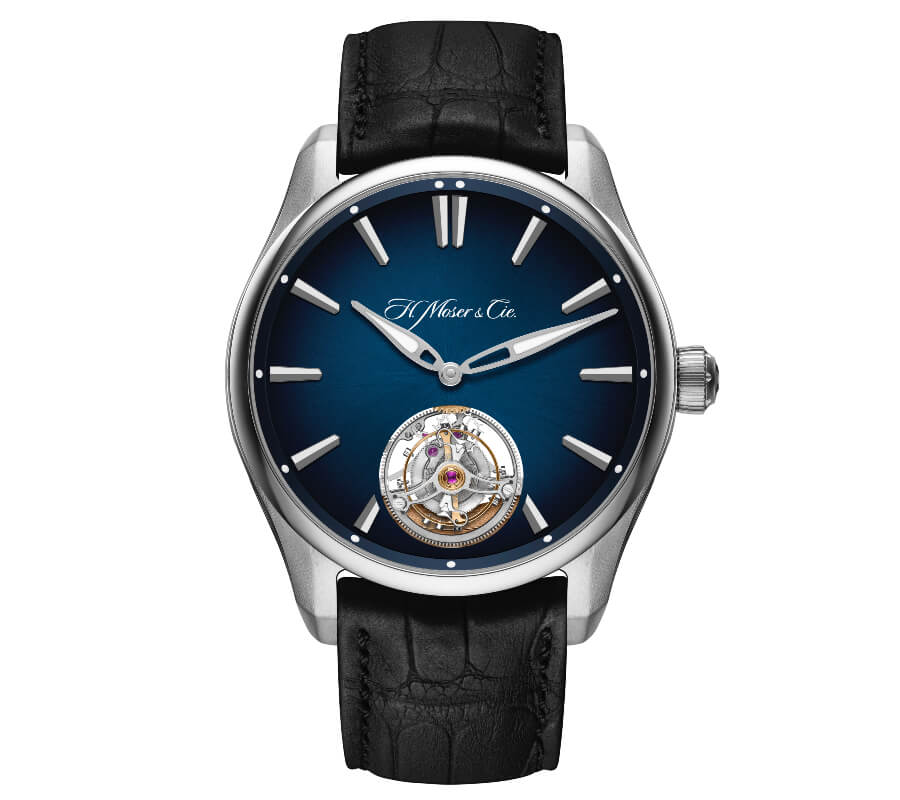H. Moser & Cie. Pioneer Tourbillon Watch Review