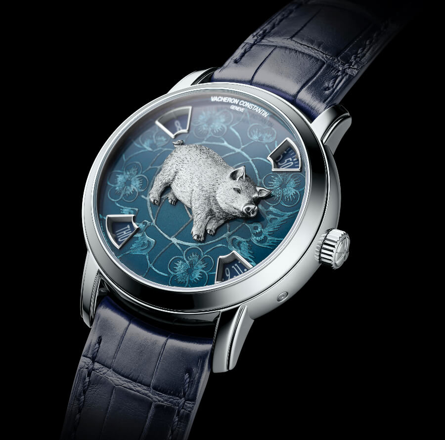 Vacheron Constantin Métiers D'Art The Legend Of The Chinese Zodiac Year Of The Pig
