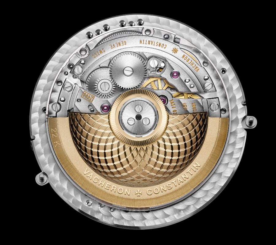 Vacheron Constantin In House Movement 2460 G4