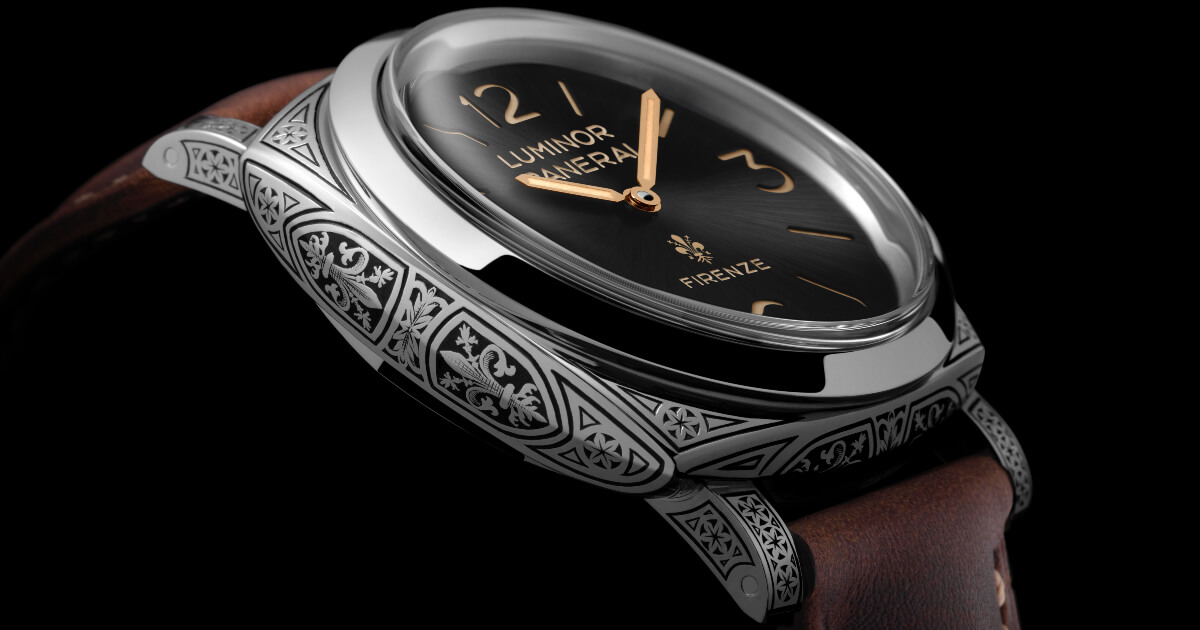 Panerai Luminor 1950 Firenze 3 Days Acciaio – 47mm (Pictures and Price)