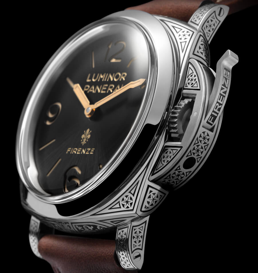 Panerai Luminor 1950 Firenze 3 Days Acciaio – 47mm