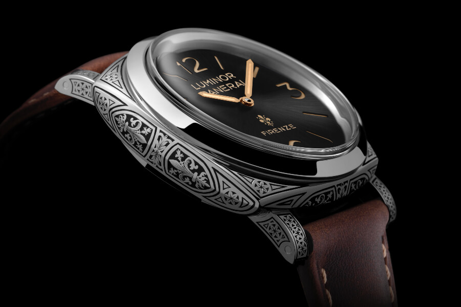 The New Panerai Luminor 1950 Firenze 3 Days Acciaio – 47mm