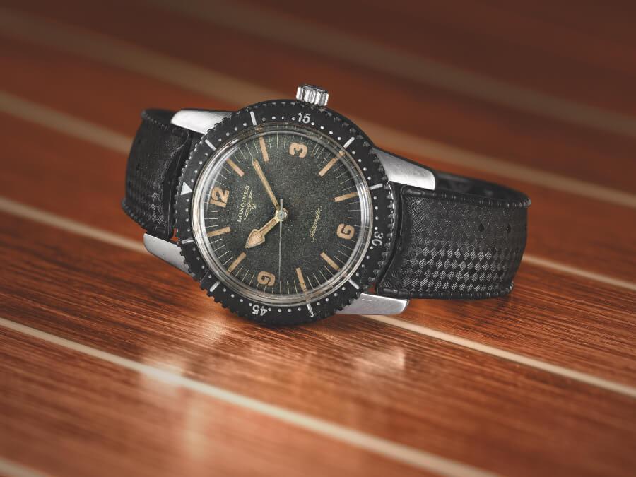 Vintage Diver Watch