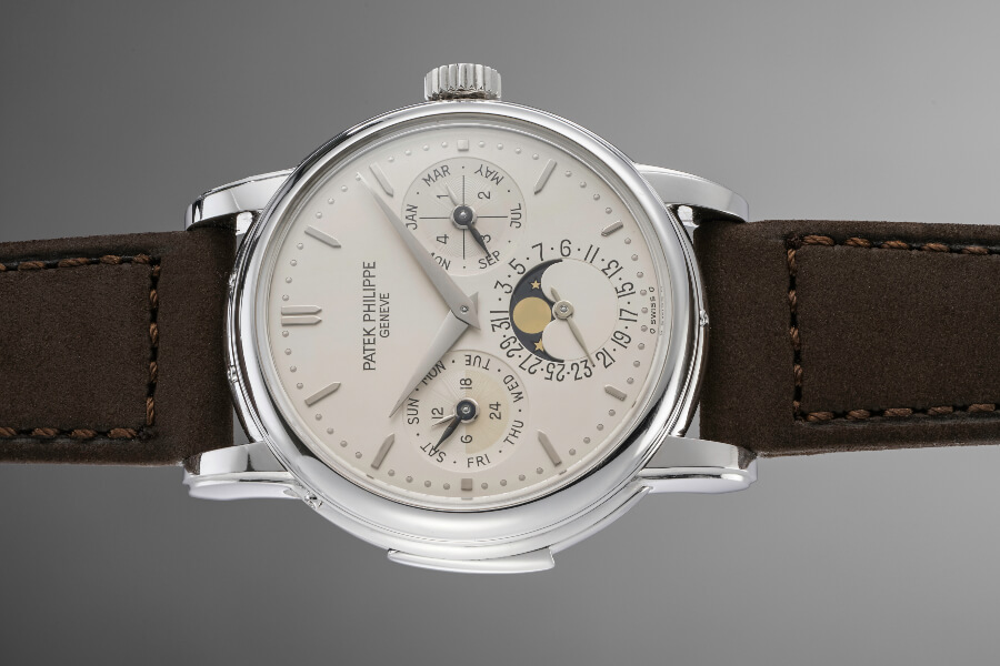 Patek Philippe's reference 3974