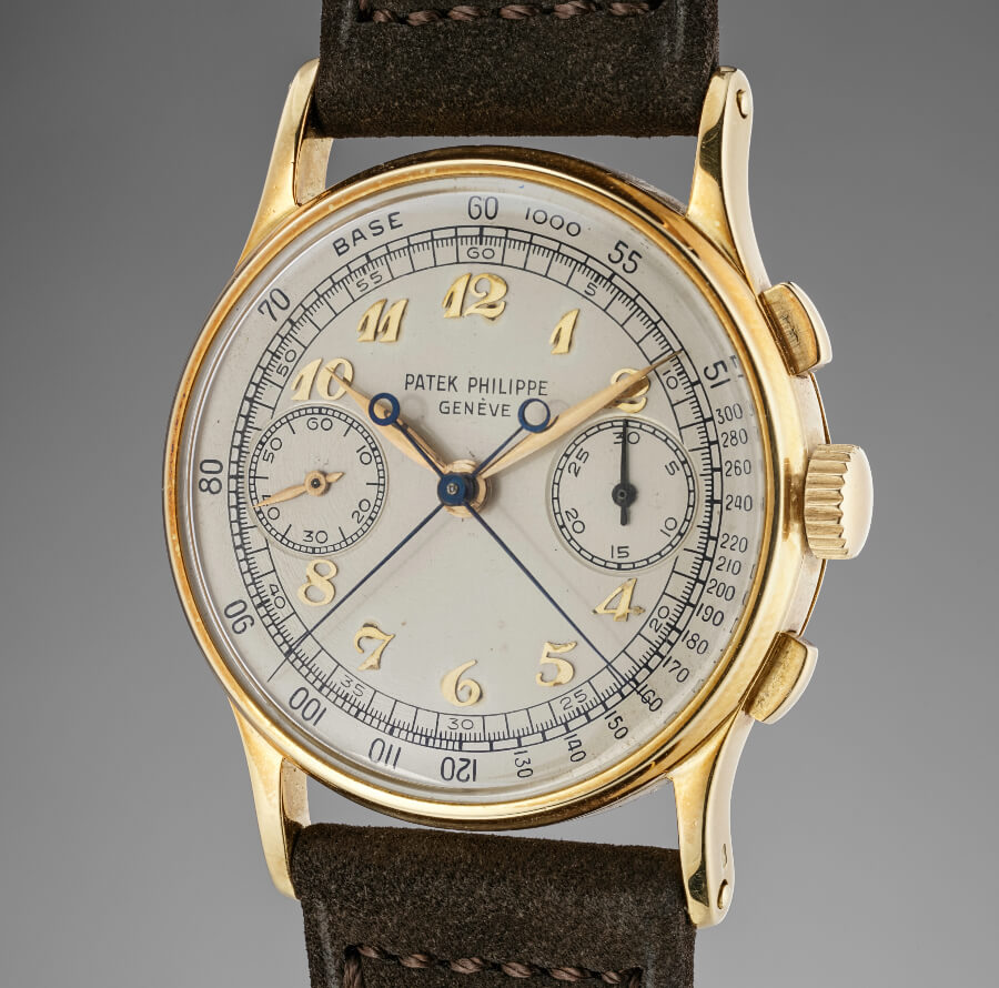 Patek Philippe Split Seconds Ref. 1463