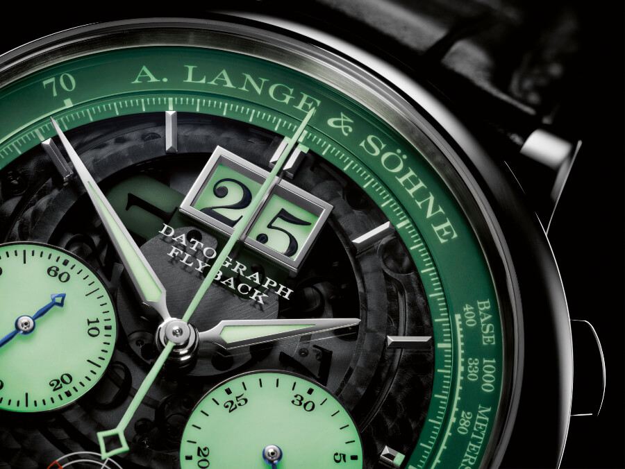 "A. Lange & Söhne Datograph Up/Down ""Lumen"" Ref. 405.034"