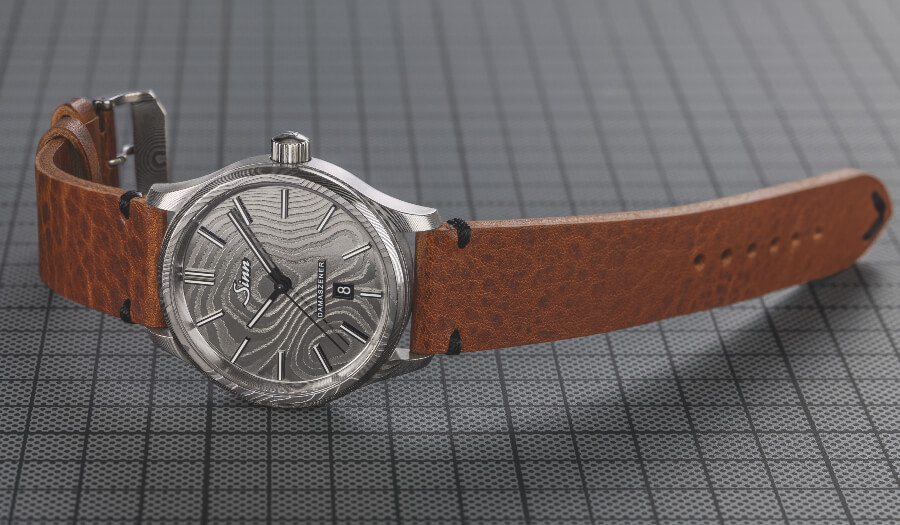 Sinn 1800 Damaszener Watch Review