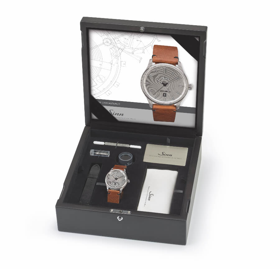 Sinn 1800 Damaszener Presentation Box
