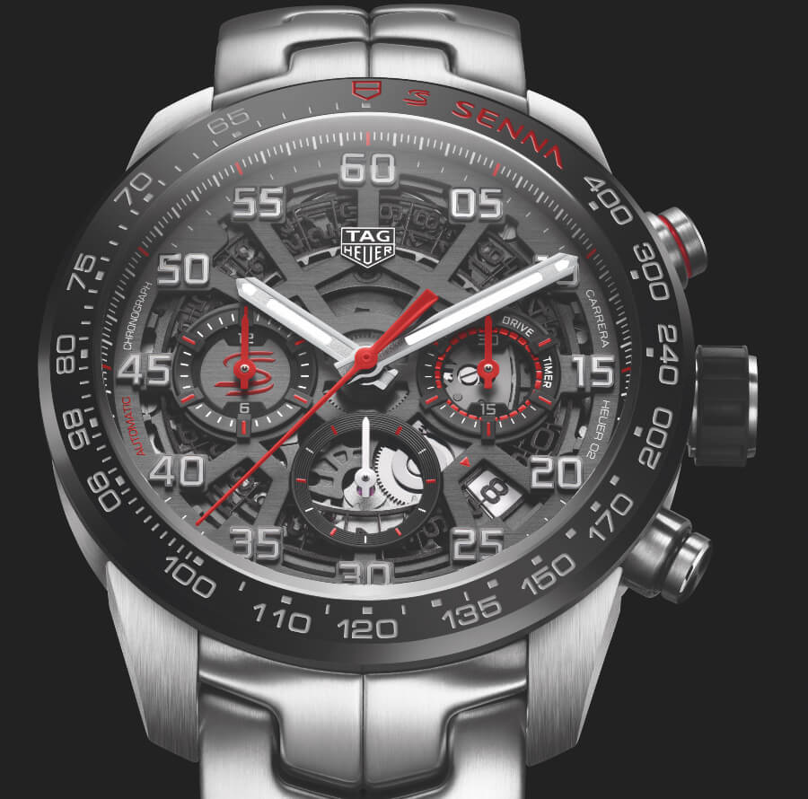 The New Tag Heuer Carrera Heuer 02 Chronograph Automatic