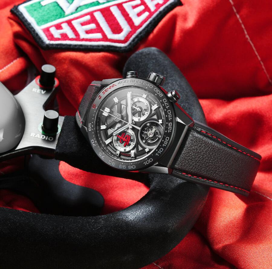TAG Heuer Carrera Heuer 02 Tourbillon Chronograph Chronometer
