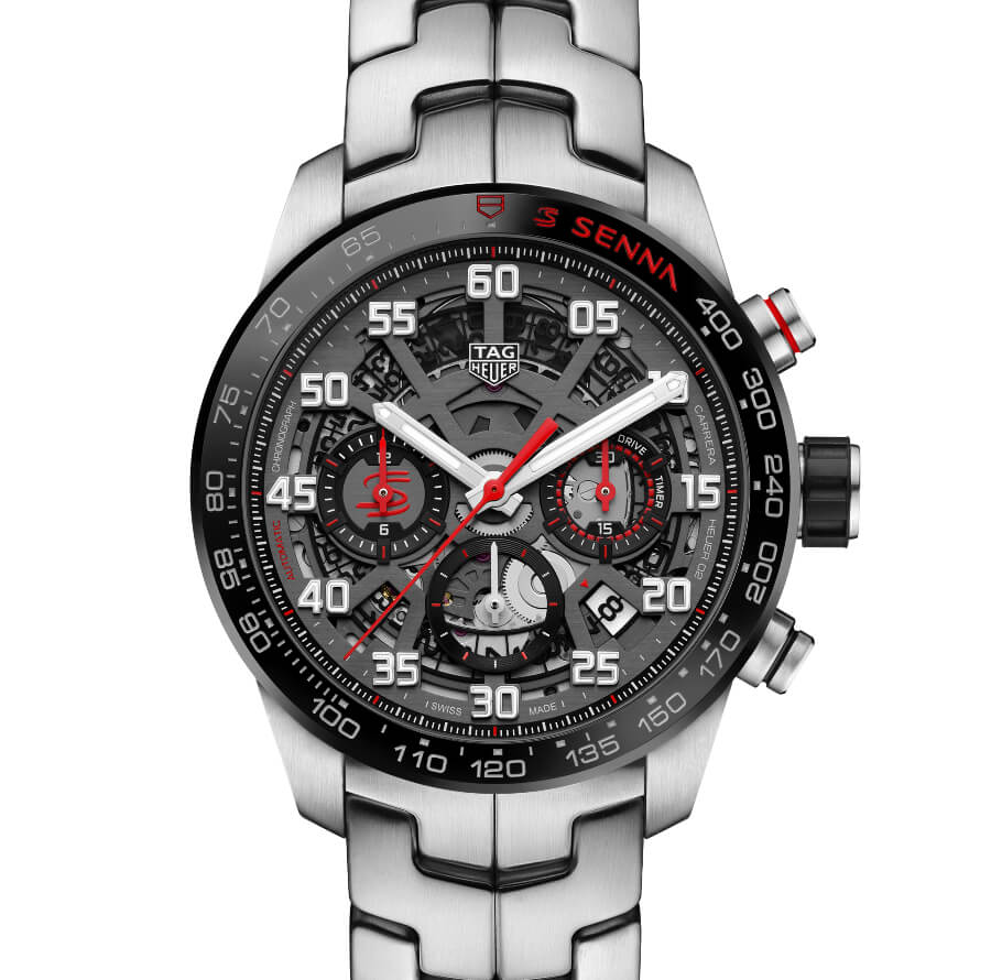 TAG Heuer Carrera Heuer 02 Chronograph Automatic