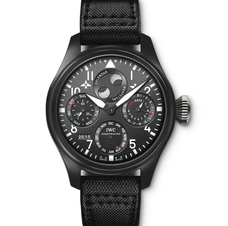 Big Pilot's Watch Perpetual Calendar Top Gun (IW502902)
