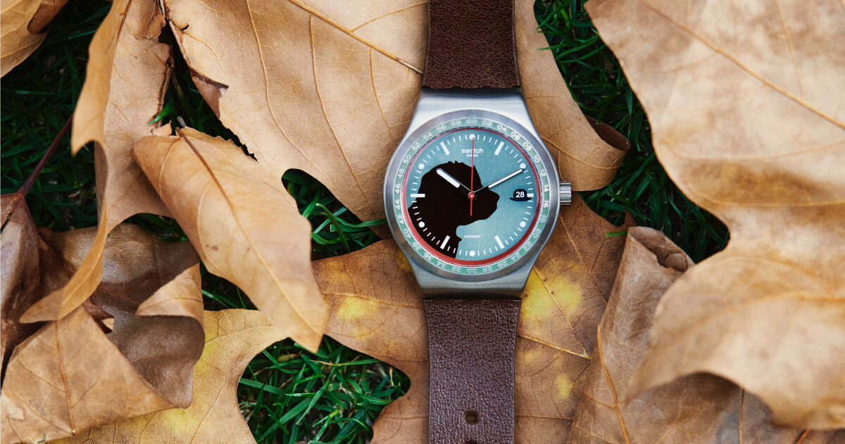 The New Swatch X Hackett Sistem 51 Irony (Pictures, Technical specifications and Price)
