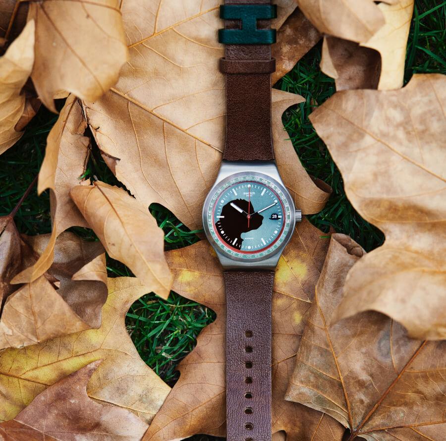 Swatch X Hackett Sistem 51 Irony Watch Review