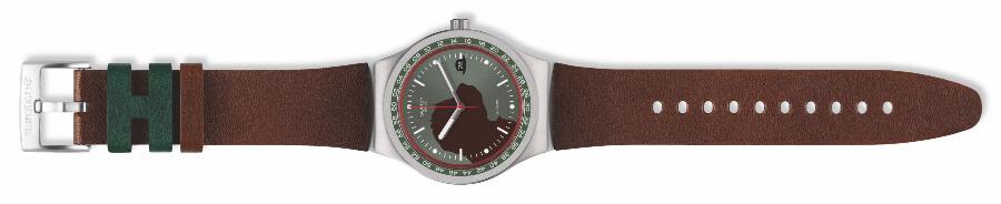 Swatch X Hackett Sistem 51 Irony Price