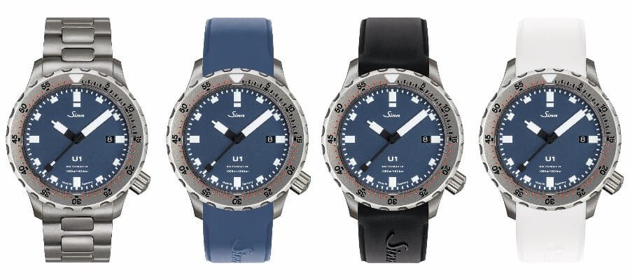 The New Sinn U1 B